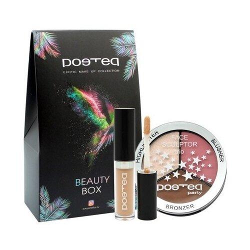 Poetea Набор для макияжа Beauty Box №9518