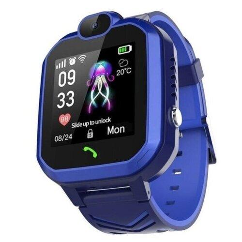 Smart Baby Watch H01 синие часы smart baby watch q11 синие