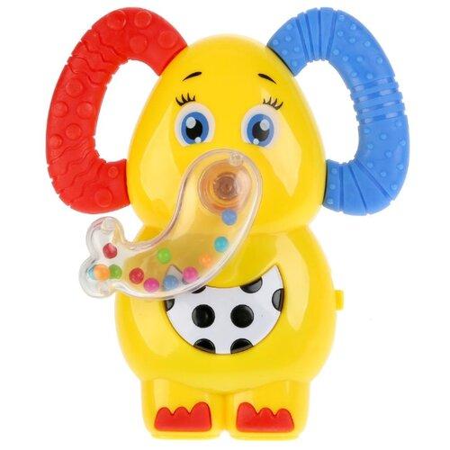 Развивающая игрушка Умка Слоник KT-0681-R желтый по цене 383
