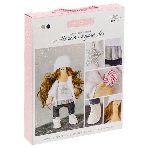 Купить Арт Узор Набор для шитья Интерьерная кукла Лея (3299326), Изготовление кукол и игрушек