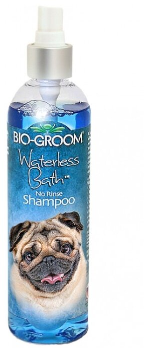 Шампунь-спрей без смывания Bio-Groom Waterless Bath
