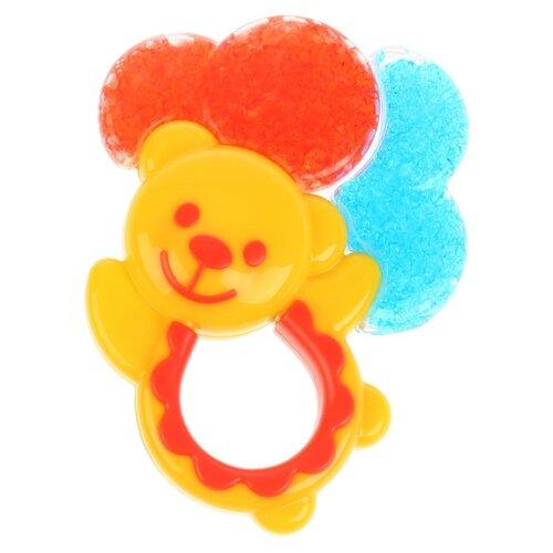 Прорезыватель Умка Мишка на шариках красный/желтый/синий прорезыватель тм умка мишка на шариках на карт русс уп в кор 3 24шт