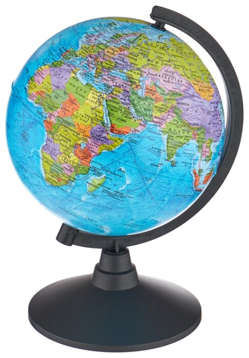Глобус Земли политический, 210 серия Классик. Globen