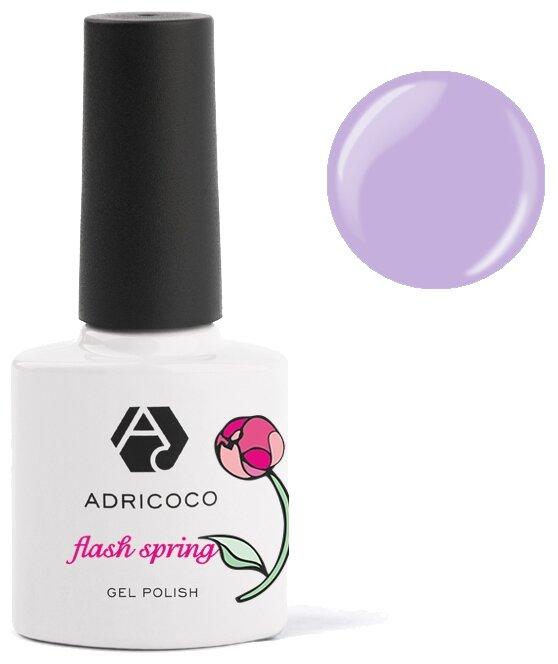 Гель-лак ADRICOCO Flash Spring, 8 мл
