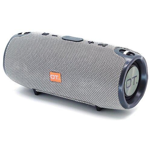 Bluetooth колонка ОРБИТА OT-SPB23 gray