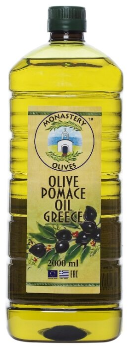 Monastery olives Масло оливковое Pomace