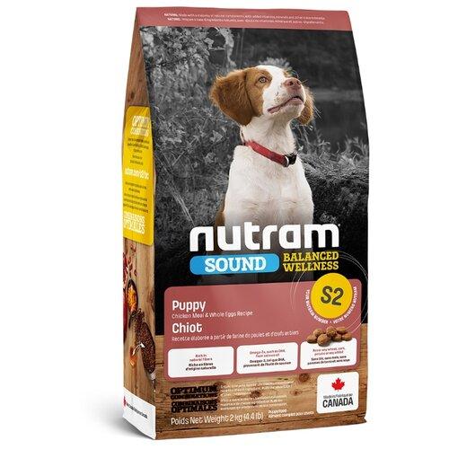 Корм для собак Nutram (2 кг) S2 Для щенков