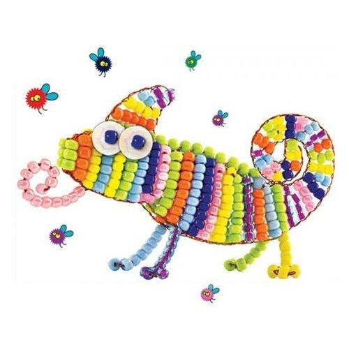 Купить Клеvер Набор для бисероплетения Чамо разноцветный, Фурнитура для украшений