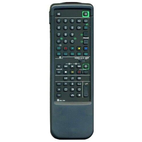 Пульт ДУ Huayu RM-816 для телевизоров Sony KV-A2921/KV-M2530D/KV-1800U/KV-2114S/KV-2541K/KV-A2110B черный пульт ду huayu rm 687c для телевизора sony kv m2551 черный