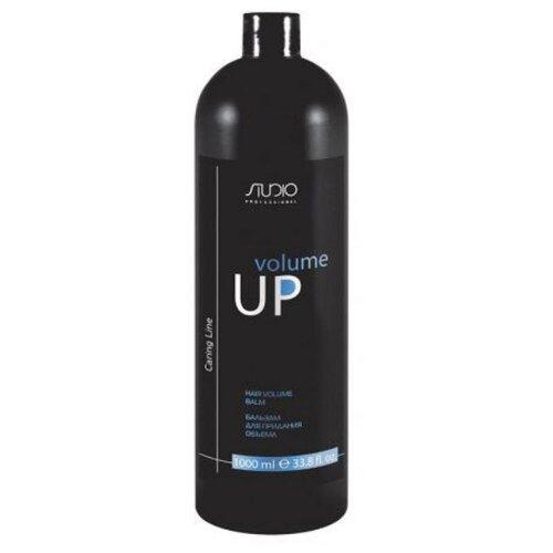 Купить Kapous Professional бальзам для волос Studio Professional Caring Line Volume Up для придания объема, 1000 мл