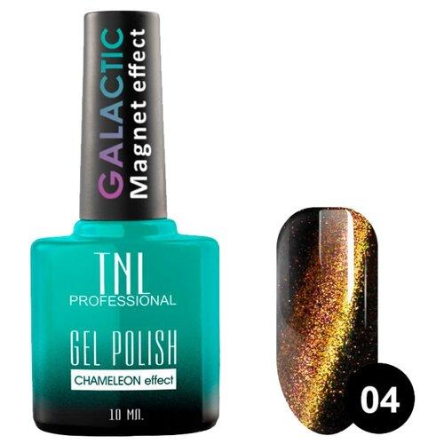 цена на Гель-лак TNL Professional Magnet effect Galactic, 10 мл, оттенок №04