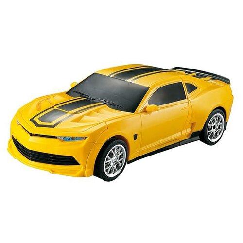 Купить Робот-трансформер Пламенный мотор Космобот Осирис 870340 желтый, Роботы и трансформеры