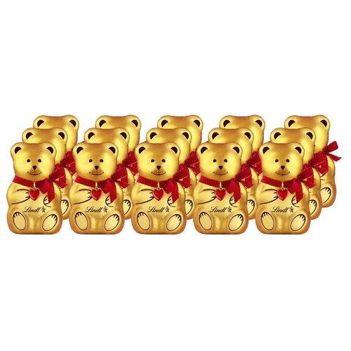 Фигурный шоколад Lindt Золотой Медвежонок