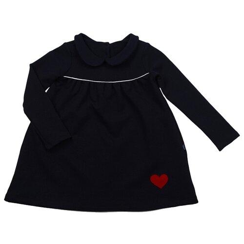 Купить Платье Mini Maxi размер 116, темно-синий, Платья и сарафаны