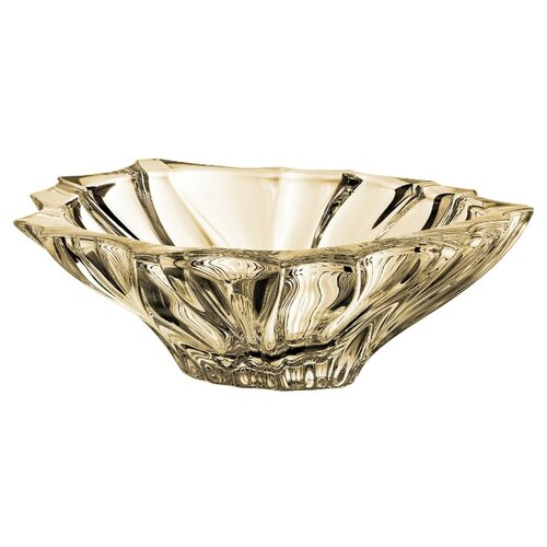 Aurum CRYSTAL Фруктовница 614-590 32 х 11.5 см бежевый фруктовница 38 см max crystal