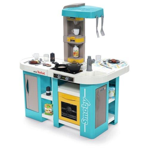 Кухня Smoby Tefal Studio XL 311045 голубой