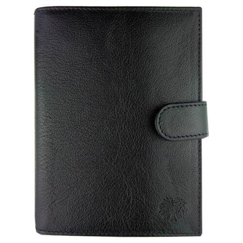 Обложка на автодокументы и паспорт QOPER 0568 black 00-00000278