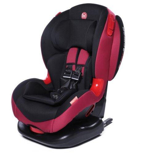Автокресло группа 1/2 (9-25 кг) Baby Care BC-120 Isofix, красный группа 1 2 от 9 до 25 кг baby care bc 120 isofix