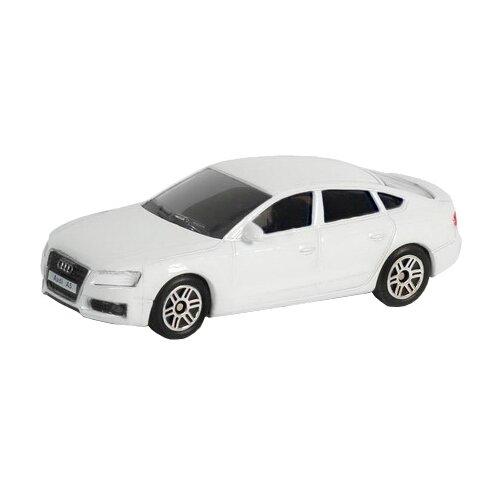 Купить Легковой автомобиль RMZ City Audi А5 (344012S) 1:64 белый, Машинки и техника