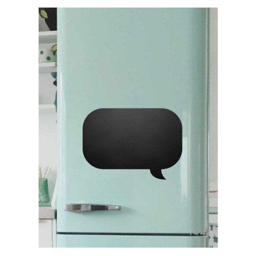 Доска на холодильник Doski4you ПолуЧат комплект черный