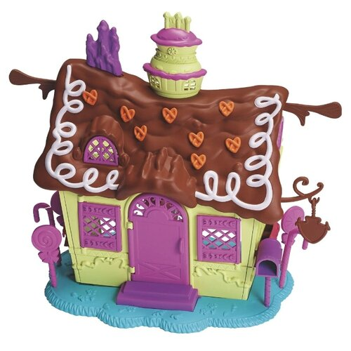 My Little Pony Pop Игровой набор Пряничный домик, Игровые наборы и фигурки  - купить со скидкой