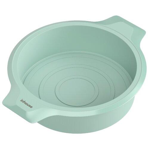 Форма для выпечки силиконовая inhouse IHCHARM02 (27.5х22.3х10 см)