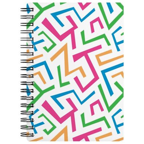 Купить Блокнот ErichKrause Lines, А6, 60 листов (45957), Блокноты