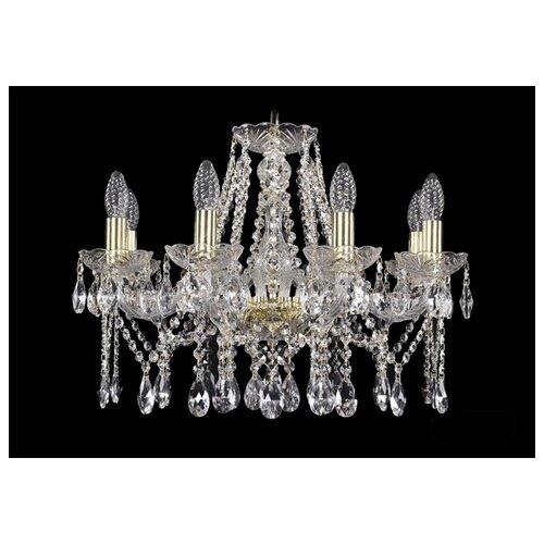 Люстра Bohemia Ivele Crystal 1413 1413/8/200/G, E14, 320 Вт