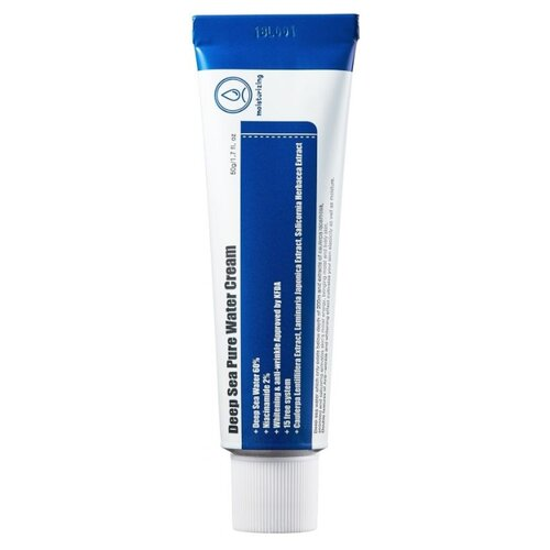Купить Purito Deep Sea Pure Water Cream крем для лица с морской водой для глубокого увлажнения кожи, 50 мл