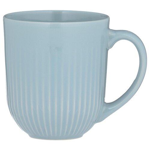 Фото - Чашка Linear 300 мл синяя кружка mason cash linear 300 мл белый