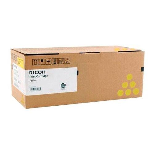 Фото - Тонер-картридж RICOH (407639) Ricoh SP C340DN/C342DN, желтый, ресурс 2300 стр., оригинальный ricoh картридж ricoh sp c340e для ricoh sp c340dn голубой 3800стр