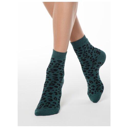 Фото - Носки Conte Elegant Comfort 17С-64СП 118, размер 23, темно-бирюзовый носки conte elegant comfort 19с 101сп размер 23 темно бордовый