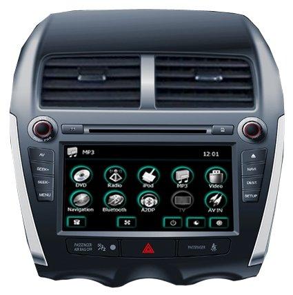 Автомагнитола FlyAudio 66068A02 Mitsubishi ASX