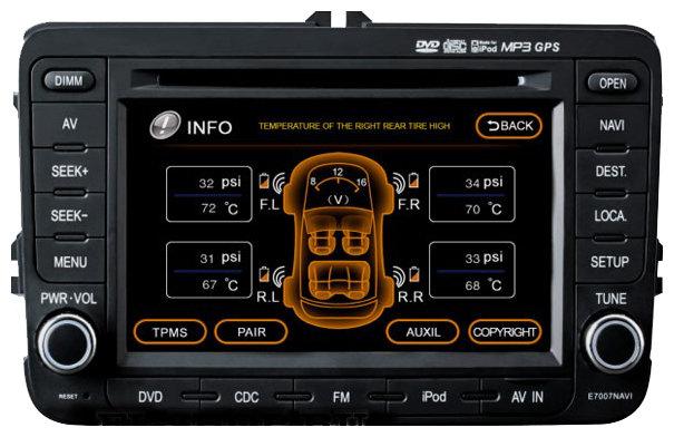 Автомагнитола FlyAudio E7007NAVI