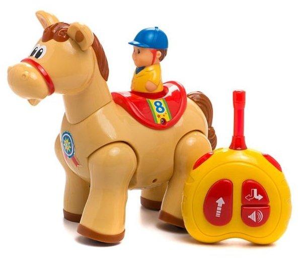 Интерактивная развивающая игрушка Kiddieland Пони с пультом управления