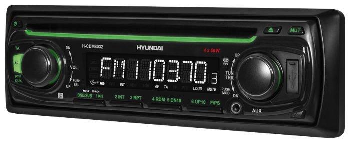 Автомагнитола Hyundai H-CDM8032