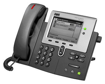 Cisco VoIP-телефон Cisco 7940G