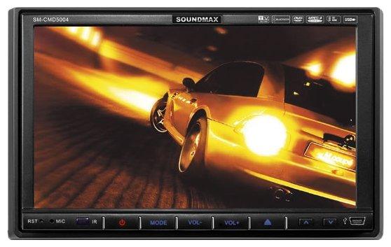 Автомагнитола SoundMAX SM-CMD5004