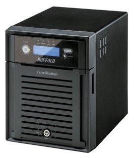 Сетевой накопитель (NAS) Buffalo TeraStation III 8TB (TS-X8.0TL/R5)