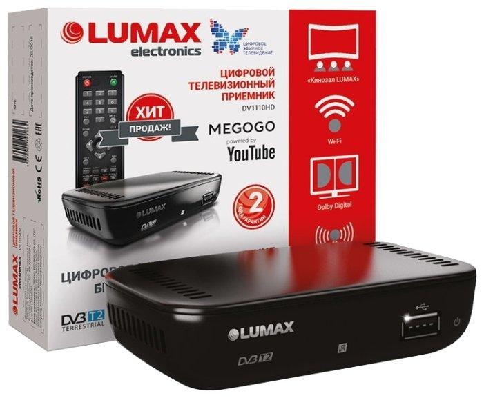 LUMAX TV-тюнер LUMAX DV-1110HD