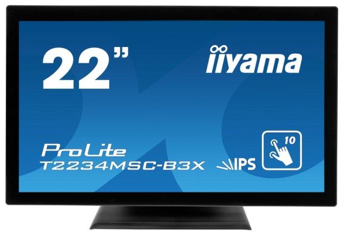 Iiyama Монитор Iiyama ProLite T2234MSC-B3X