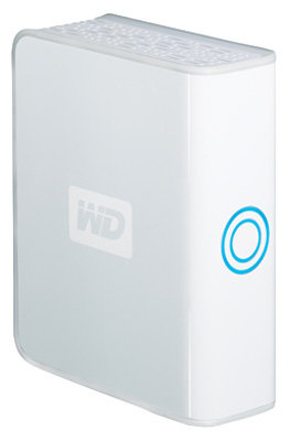 Сетевой накопитель (NAS) Western Digital My Book World Edition 500 GB (WDG1NC5000)