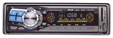 Автомагнитола Velas VDU-F501