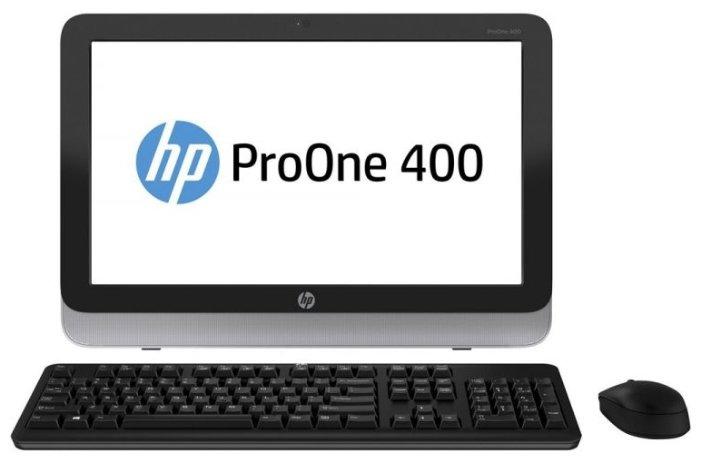 Моноблок HP ProOne 400 G1 - 19.5