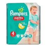 Pampers Pants 4 (9-14 кг)