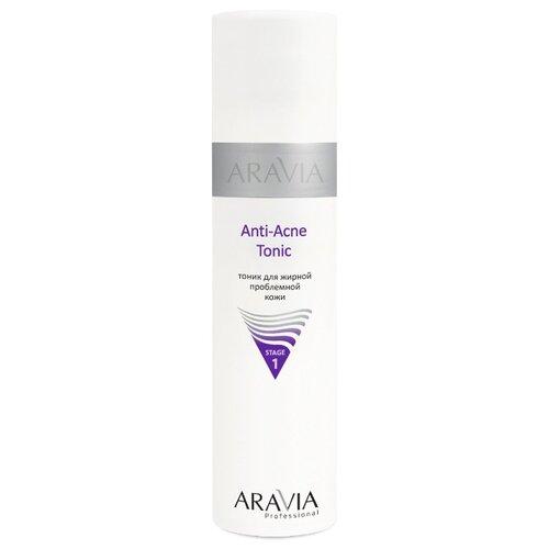 Aravia Professional Тоник для жирной проблемной кожи Anti-Acne 250 мл aravia тоник купить