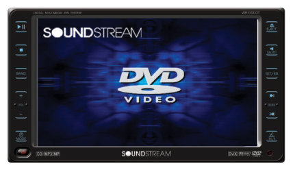 Soundstream VIR-6500T