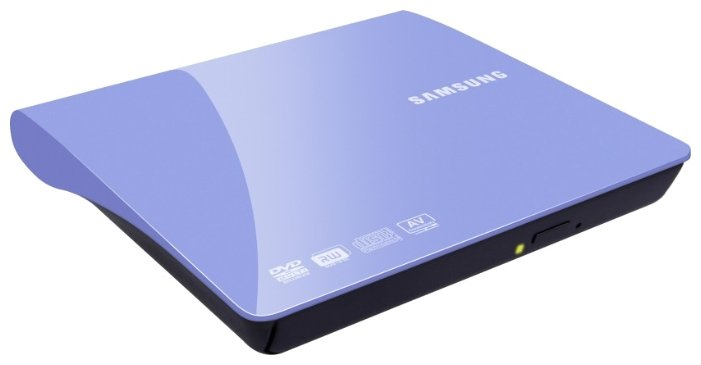 Оптический привод Toshiba Samsung Storage Technology SE-208AB Blue