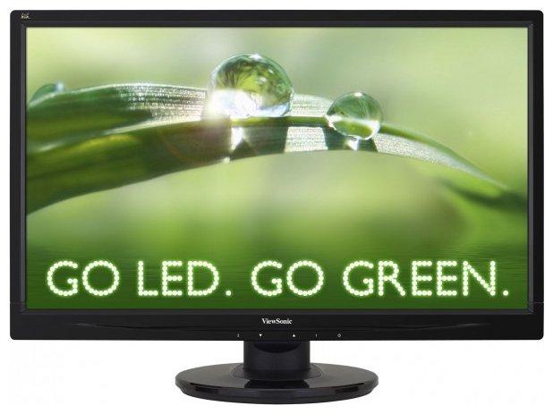 Сравнение с Viewsonic VA2445-LED