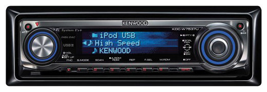 KENWOOD KDC-W7537UY